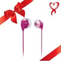 Philips In-Ear Headphones SHE3590 PK - Pink