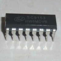 IC Stereo digital Volume Control SC9153