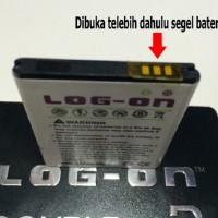 Baterai Log On Double Power Oppo F1 - 4000mAh Battery Batre
