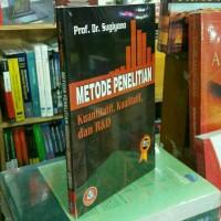 Buku METODE PENELITIAN Kuantitatif, Kualitatif dan R&D