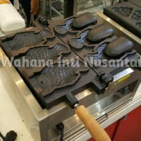 FWB-E1103B FOMAC Waffle Maker Electric (Korean Fish Shape/Taiyaki)