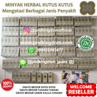 harga Grosir 12 Botol Minyak Kutus Kutus 100% Original & New (free Brosur) Tokopedia.com