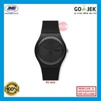 Jam Tangan Pria Wanita Original Swatch ORIGINAL SUOB702 BLACK REBEL