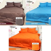 Bed Cover My Love Full Heart King Size (180x200) Tinggi 30 cm