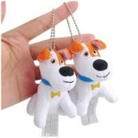 Gantungan Kunci Anjing Dog Keychain