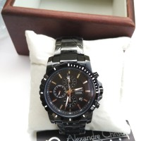jam tangan alexander cristie 6345