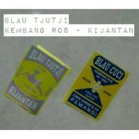 Blau Cuci/ Blau Tjutji/ Blao Cuci Kembang Ros (1 Bal = 20 Lusin)