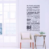 WALLSTICKER/WALL STIKER-60X90-DF5206-WORDS