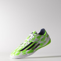 Sepatu Futsal Adidas F10 Core White Tribal Pack Original