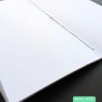 Myntydori Insert - Blank White (Regular Size)