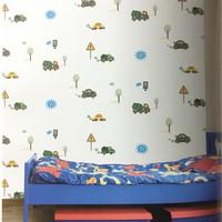 Street Wallpaper kamar anak surabaya