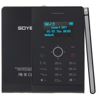 Soyes Handphone Mini 8GB - H1 - Black