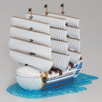 KW Moby Dick model kit (Whitebeard Shirohige Ship ) Kapal One piece