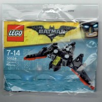 Lego Polybag 30524 the Batman Movie The Mini Batwing