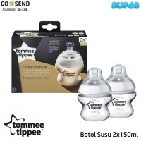 Tommee Tippee Botol Susu 150ml (2pcs), Baby Bottle