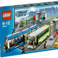 Lego City 8404 Public Transport Station