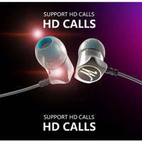 Knowledge Zenith Stereo Bass In-Earphones with Microphone - QKZ-DM7