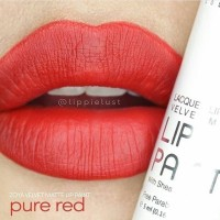 Lip Paint Pure Red Zoya Cosmetics