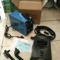 Harga mesin las trafo listrik inverter 900 watt falcon lakoni 120e 120 | Pembandingharga.com