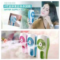 Jual Fresh [ AC MINI ]Portable Mini AC Beauty Replenishment Fan Murah