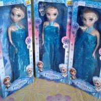 Jual Frozen / Berbie Frozen Elsa / Frozen Princess Elsa Murah
