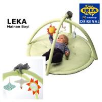 IKEA LEKA Mainan Bayi - Hijau | Playmat