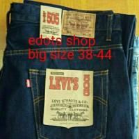 Jual celana jeans levis reguler vit big size 38-44 Murah