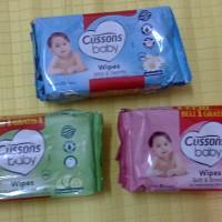 harga Tissue Cussons Baby Wipes Tisu Basah Tokopedia.com