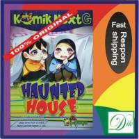 Buku Cerita Anak KKPK Komik Next G Haunted House