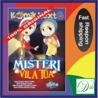 Buku Cerita Anak KKPK Komik Next G Misteri Vila Tua