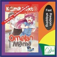 Buku Cerita Anak Komik Next G Omelan Mama (Dongeng KKPK)
