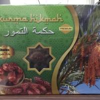 Jual Kurma Hikmah Khalas Date Crown Uni Emirat Arab UEA Murah