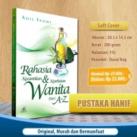Harga Buku Rahasia Kecantikan dan Kesehatan Wanita A Z | WIKIPRICE INDONESIA