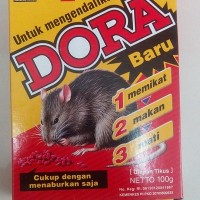 Racun Tikus DORA 100gr