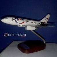 MINIATUR PESAWAT FIBER 737-200 RPX