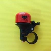 Bell Sepeda Cateye PB 800 Merah I Bel Speda Cateye Merah