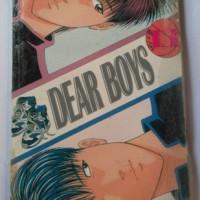 DEAR BOYS VOL 13 - HIROKI YAGAMI (KOMIK CABUTAN BARU/SEGEL)