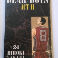 DEAR BOYS ACT II VOL 24 - HIROKI YAGAMI (KOMIK CABUTAN BARU/SEGEL)