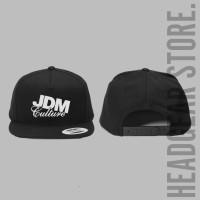 Topi Snapback JDM Culture