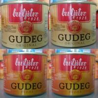 Jual Gudeg Kaleng Bu Tjitro Paket Original Pedas Murah