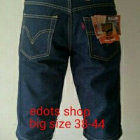celana jeans levis pendek big size 38-44 Bandung