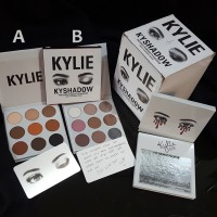 KYSHADOW - The Bronze / Pressed Powder Eyeshadow Palette 9 Colors