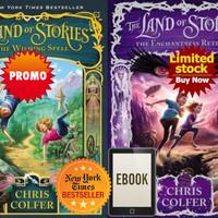 Ebook Buku Novel The Land Of Stories Set 03 Judul Bahasa Inggris