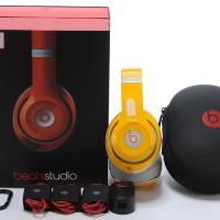 New Beats Studio wireless new gen 2.0 Orange Murah