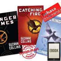 Ebook Buku Novel The Hunger Games Trilogy Bahasa Indonesia & Inggris