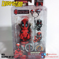 Jual NECA Deadpool Limited edition gift set Murah