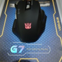 Mouse Gaming Vegasus G7 / Like Rexus G7 RGB Favorit