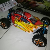 HSP 1/10 rc XSTR-PRO 2.4G brushless Electric Buggy (94107)