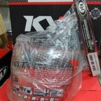 harga Visor Kaca Helm Kyt Scorpion King Clear Original Tokopedia.com