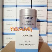 Laneige Time Freeze Firming Sleeping Mask 10ml